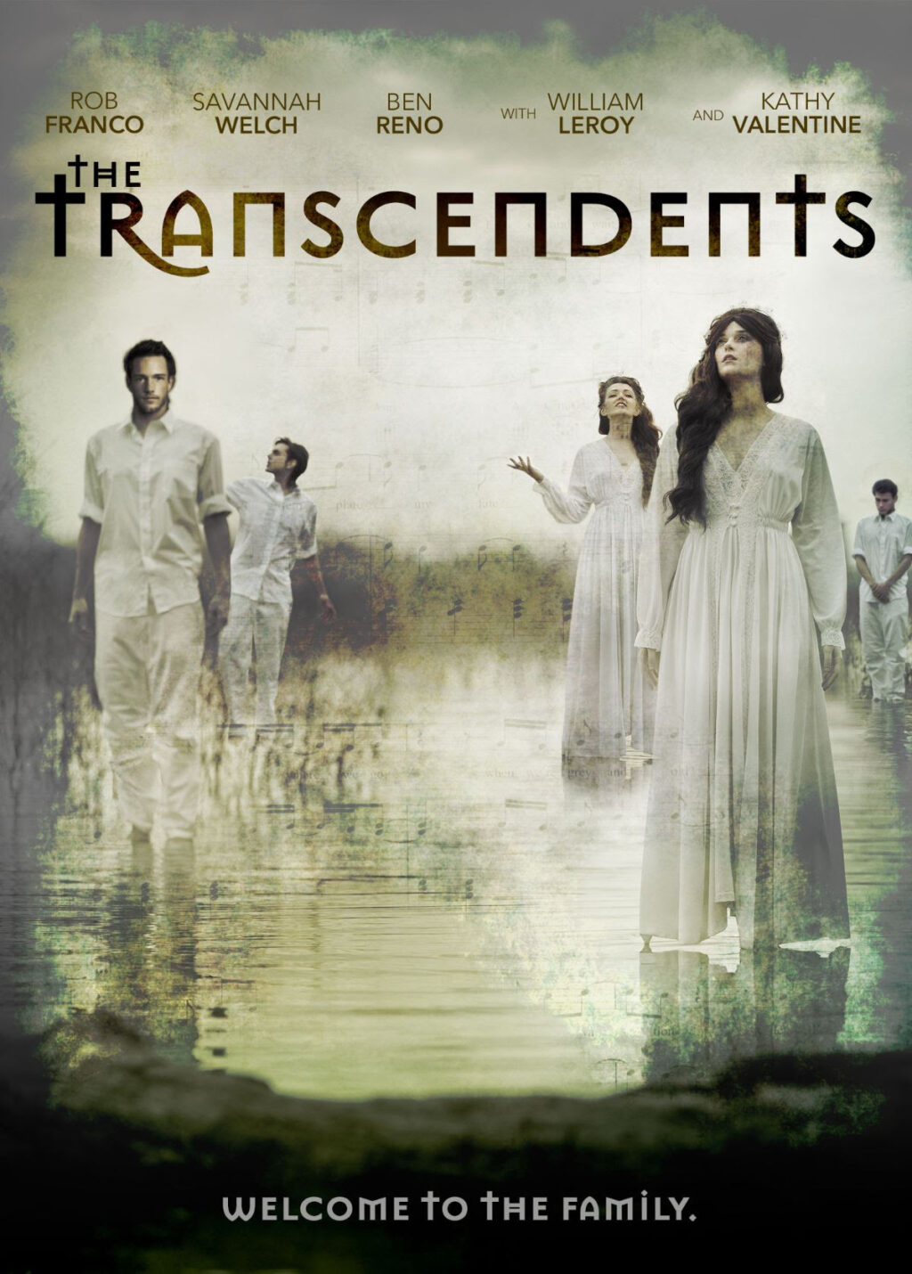 The Transcendents Poster 1024x1430 - Trailer: THE TRANSCENDENTS Has a Surreal, Lynchian Feel
