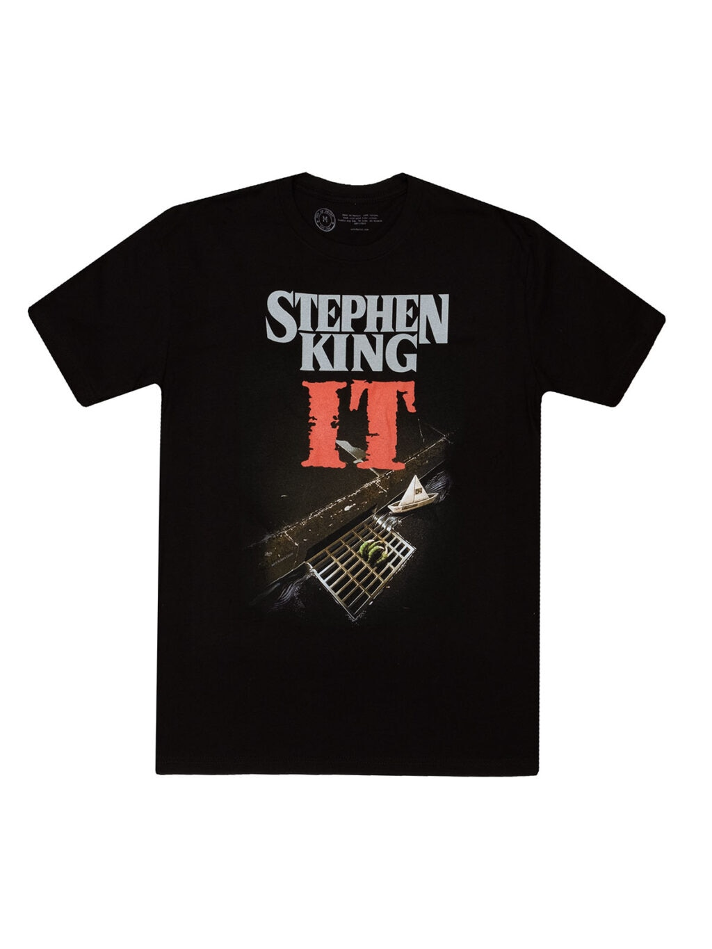 Unisex Stephen King IT 1024x1365 - Out of Print's STEPHEN KING Collection Sports Classic Cover Art!
