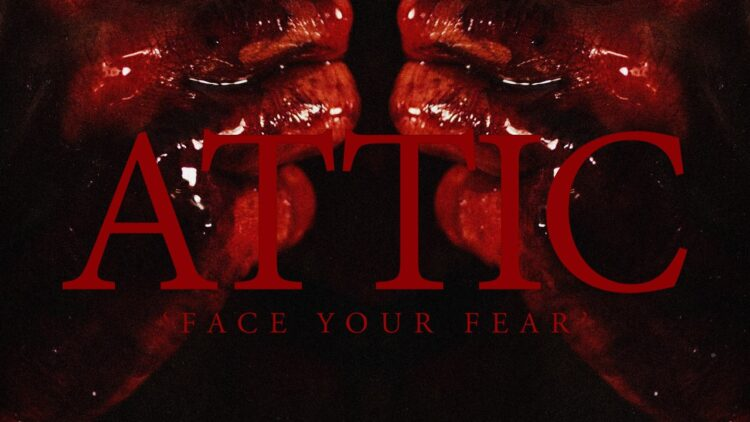 Attic Banner 750x422 - Nightmarish Directorial Debut ATTIC by Award-Winning Composer Ronnie Minder in the Works
