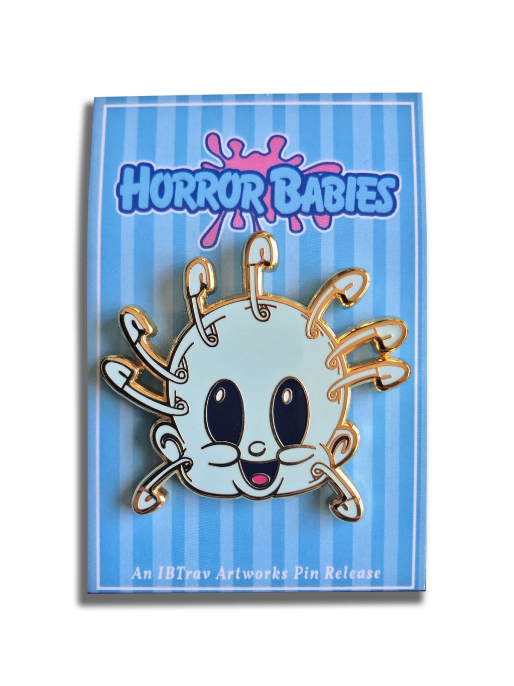 """BABYPINCARDED 1024x1365 - These """"Horror Babies"""" Are So Cute It's Scary!"""