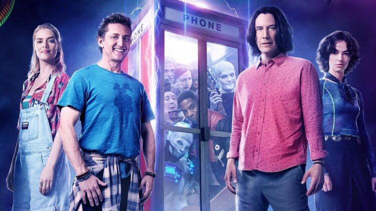BILL TED FACE THE MUSIC 750x422 - BILL & TED FACE THE MUSIC Hits PVOD & Select Theaters September 1st & New Trailer!