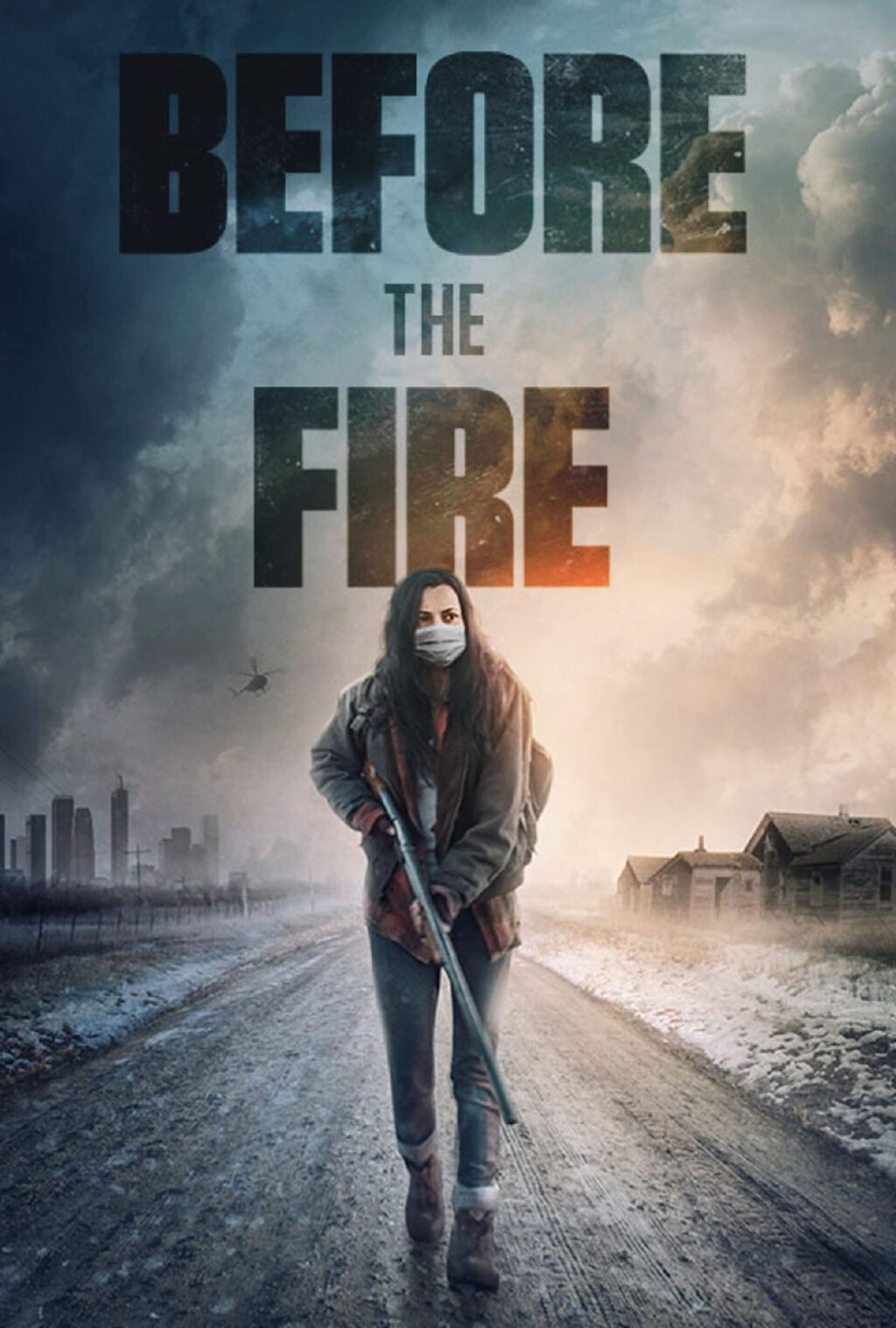 BTF Poster art 300 dpi 1024x1517 - Trailer, Poster & Release Date for Pandemic Horror BEFORE THE FIRE