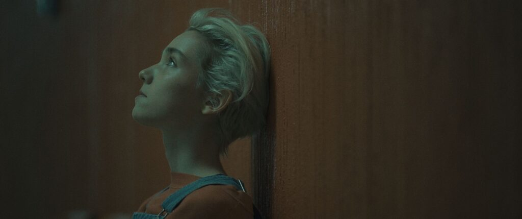 Come True Image 2 1024x429 - First Look: OUR HOUSE Director's New Sci-Fi Horror Flick COME TRUE