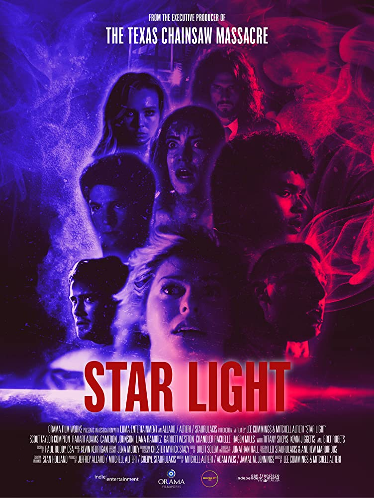 Star Light Banner - Exclusive Clip from Supernatural Creeper STAR LIGHT Arriving August 4th