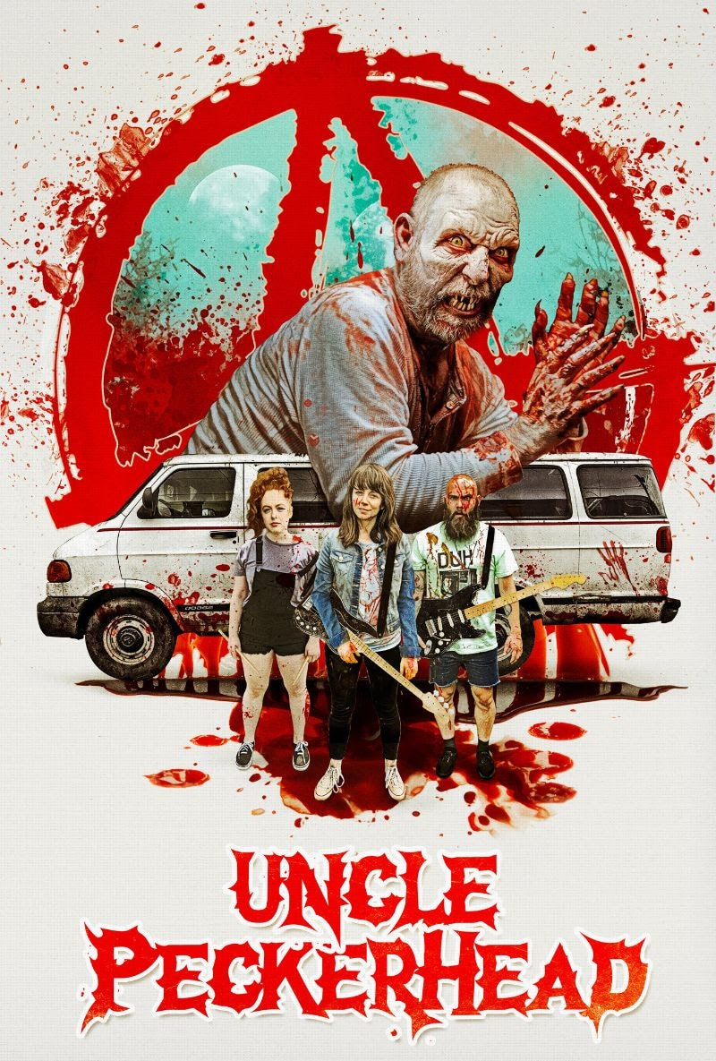 Uncle Peckerhead Poster - Meet the Band in Our Exclusive Clip from Rock & Roll/Roadie Horror UNCLE PECKERHEAD on VOD August 11th