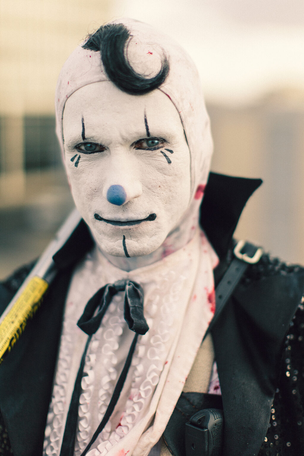 bill oberst jr 1024x1536 - Bring in the Clowns! Join Our CIRCUS OF THE DEAD Virtual Reunion/Q&A on Tuesday July 14th at 6 PM (PST)
