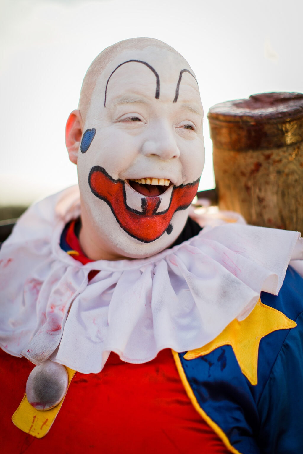 ryan clapp 1024x1536 - Bring in the Clowns! Join Our CIRCUS OF THE DEAD Virtual Reunion/Q&A on Tuesday July 14th at 6 PM (PST)
