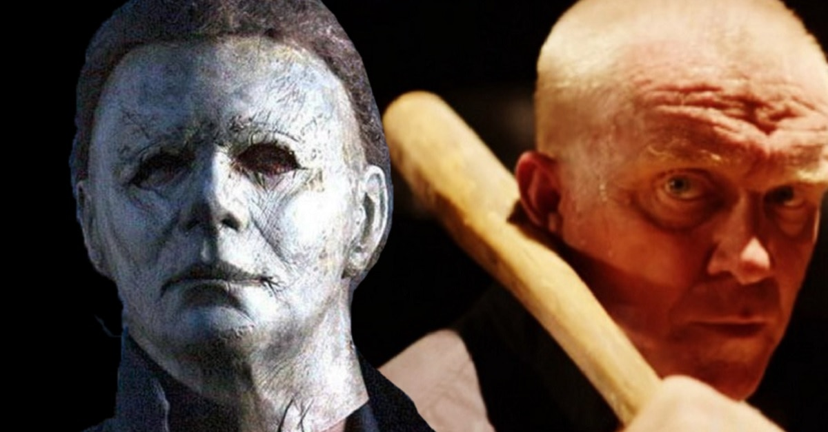 Anthony Michael Hall Tommy Doyle Halloween Kills - Killer New Pic of Michael Myers from HALLOWEEN KILLS!
