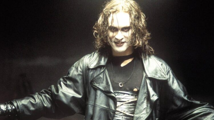 Brandon Lees The Crow 750x422 - THE CROW: Screen-Used Brandon Lee Costume Sells for $25K