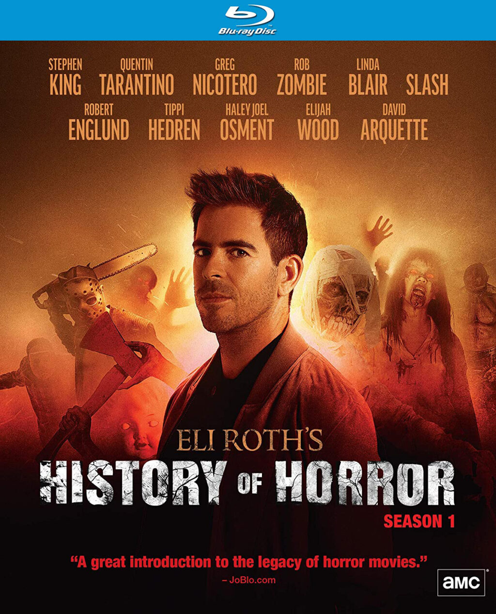 Eli Roth's History of Horror Blu ray 1024x1266 - Eli Roth's HISTORY OF HORROR: Season 1 Hits Blu-ray This Halloween