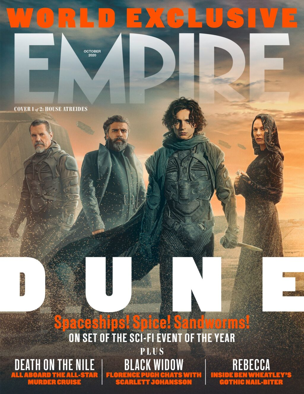 Empire DUNE Cover 1 1024x1326 - Oscar Isaac on Why DUNE Is Still Relevant Today