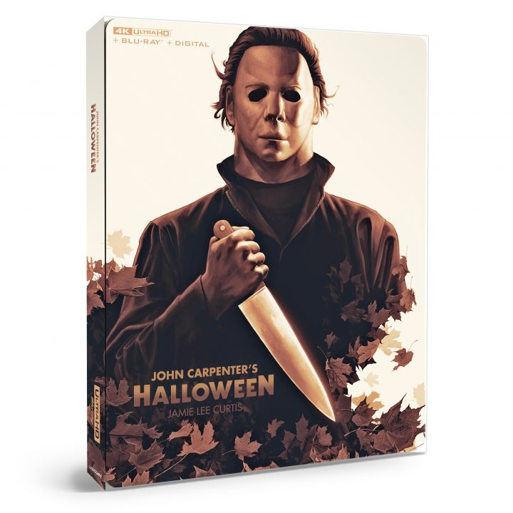 Halloween 1978 And 2020 Feature HALLOWEEN (1978) Limited Edition 4K Steelbook Will Be Best Buy
