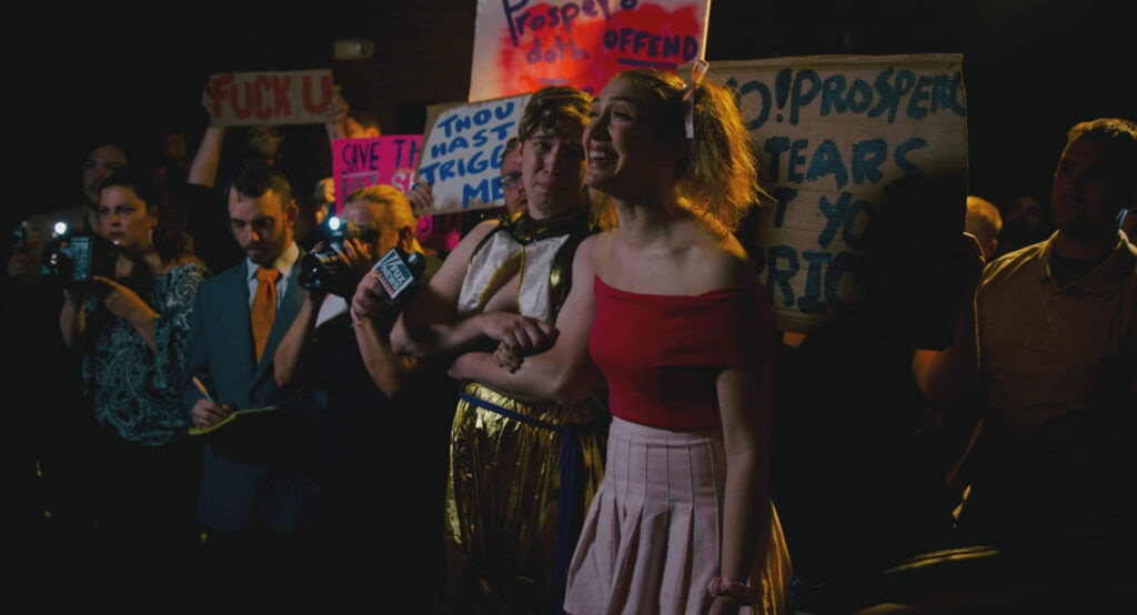 SHITSTORM 8 1024x554 - Fantasia Fest 2020: SHAKESPEARE'S SHITSTORM Review - Troma Celebrates 45 Years With Toilet Musical Version Of THE TEMPEST