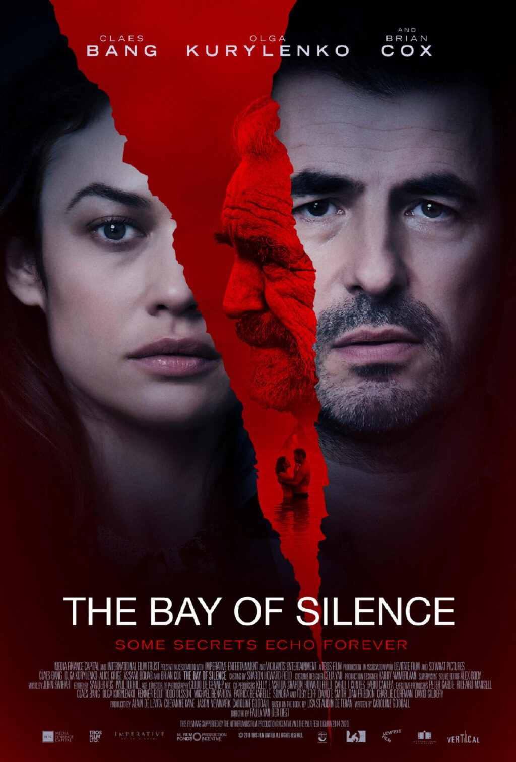 The Bay of Silence Poster 1024x1512 - Trailer: Hitchcockian Thrills Meet Psychological Horror in THE BAY OF SILENCE