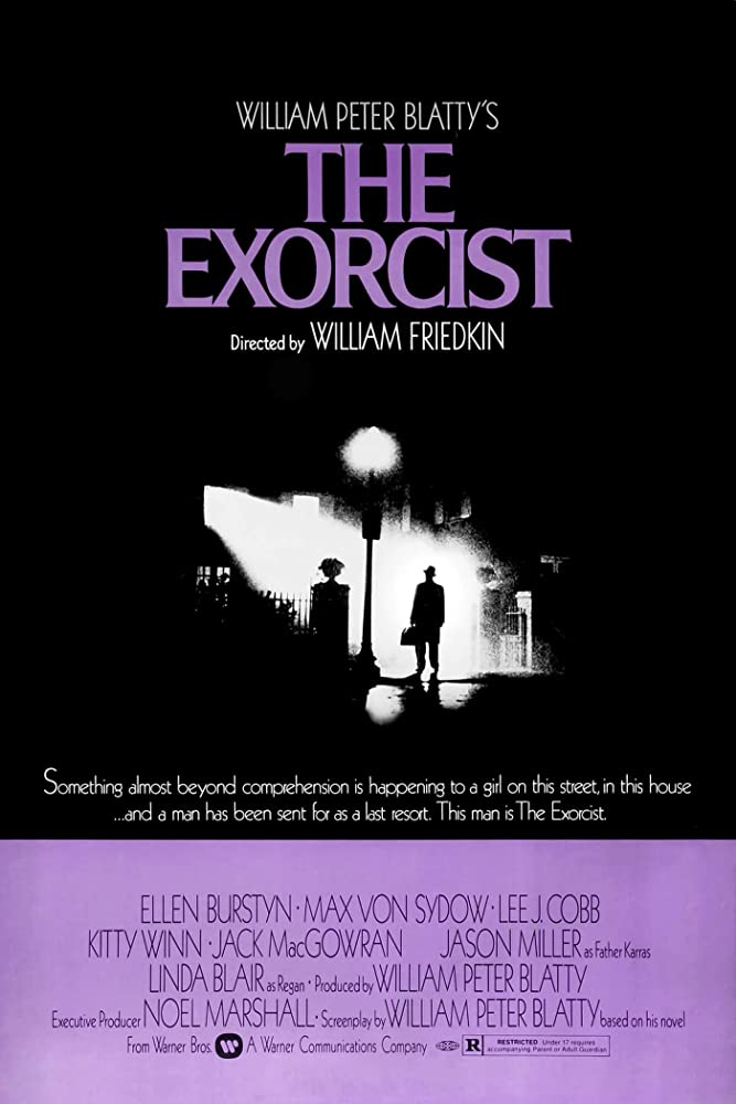The Exorcist Poster - Horror Fans Launch Petition to Cast Out THE EXORCIST Reboot