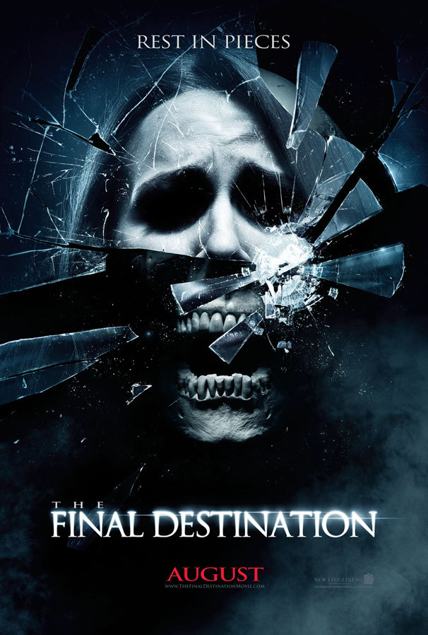 The Final Destination - FINAL DESTINATION Is One of the Most Consistently Enjoyable Horror Franchises--Ever
