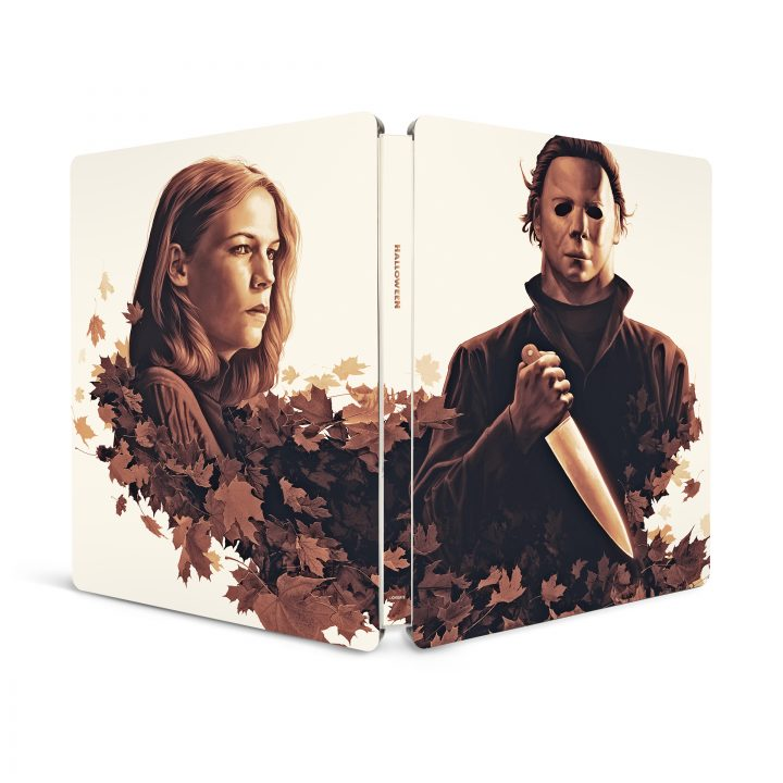 halloween beautyshot out4 720x720 1 - HALLOWEEN (1978) Limited Edition 4K Steelbook Will Be Best Buy Exclusive