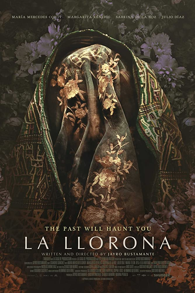 la llorona poster - Contest: We're Giving Away 3 iTunes Codes for the Powerful Socially Conscious Horror Movie LA LLORONA