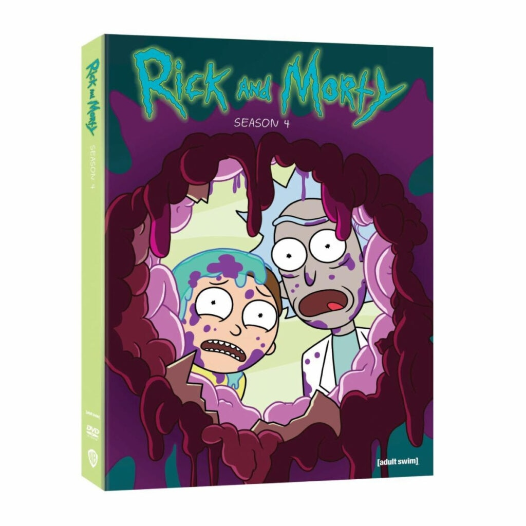 unnamed 2 1024x1024 - The Antics of RICK AND MORTY: Season 4 Arrive on Blu-Ray/DVD September 22nd