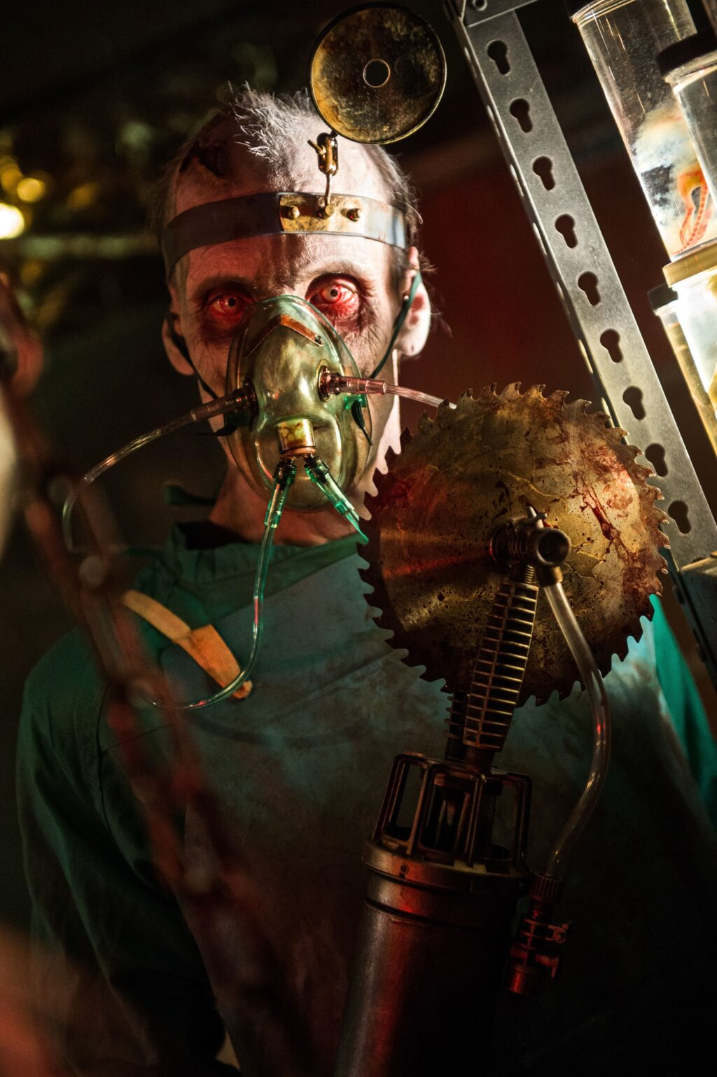 Doc2 1024x1538 - Trailer: Nevada's Largest In-Door Halloween Attraction FRIGHT DOME to Open Its Doors This October for FRIGHT RIDE