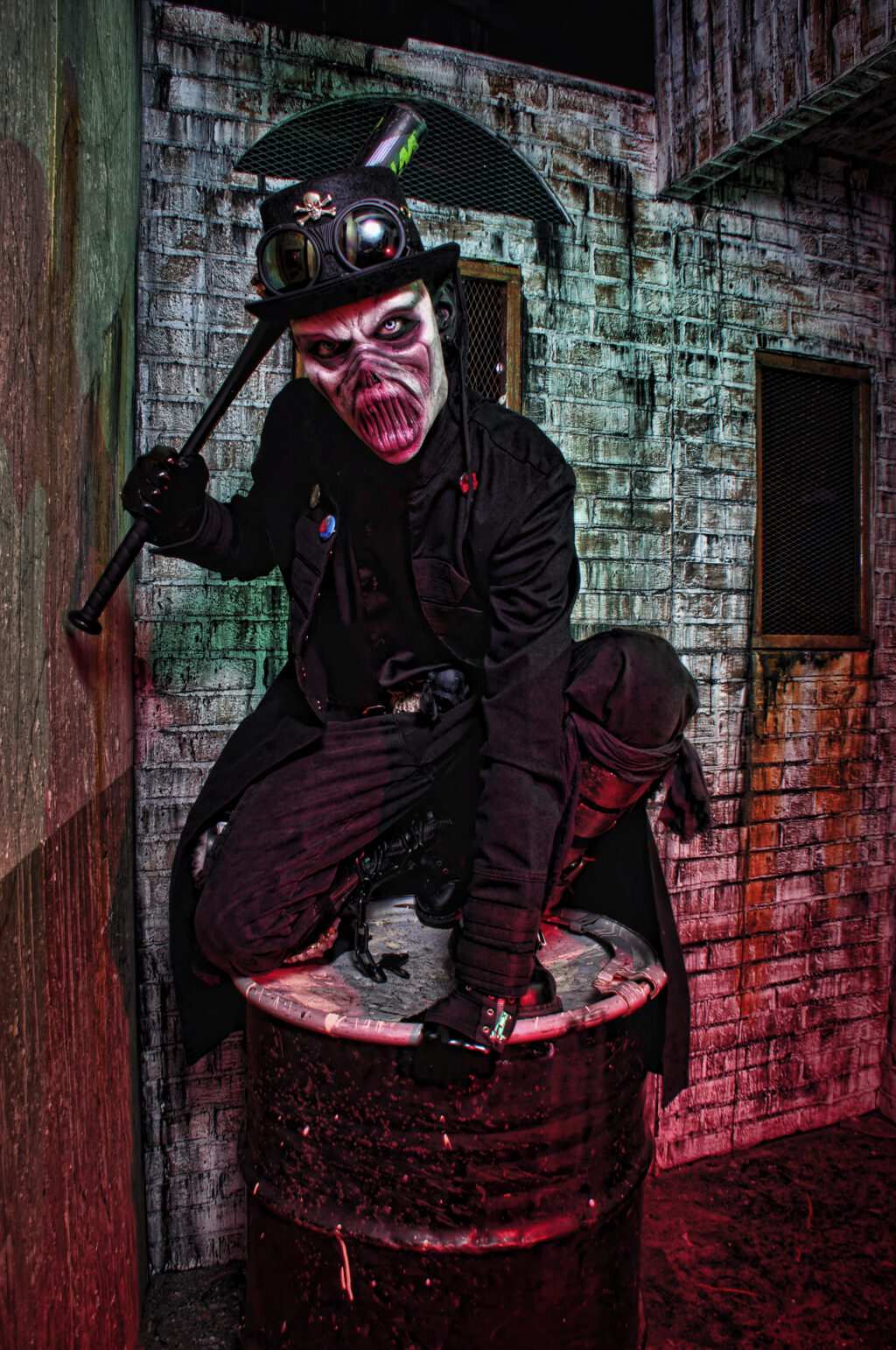 Doom 1024x1542 - Trailer: Nevada's Largest In-Door Halloween Attraction FRIGHT DOME to Open Its Doors This October for FRIGHT RIDE