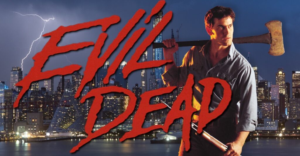EVIL DEAD RISE Will Fuck Up a City Teases Bruce Campbell 1024x535 - Bruce Campbell Confirms EVIL DEAD RISE Begins Filming in New Zealand Later This Year
