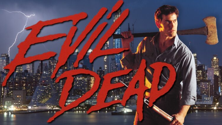 EVIL DEAD RISE Will Fuck Up a City Teases Bruce Campbell 750x422 - Bruce Campbell Confirms EVIL DEAD RISE Begins Filming in New Zealand Later This Year