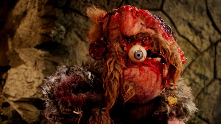 Frank and Zed Banner 750x422 - First Look: Puppets Get Gory in FRANK & ZED World Premiering at NIGHTSTREAM