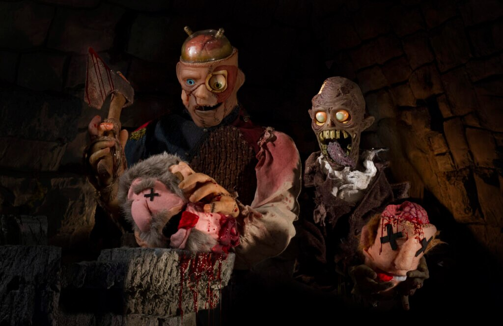 Frank and Zed 01 1024x664 - First Look: Puppets Get Gory in FRANK & ZED World Premiering at NIGHTSTREAM