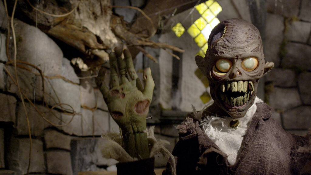 Frank and Zed 02 1024x576 - First Look: Puppets Get Gory in FRANK & ZED World Premiering at NIGHTSTREAM