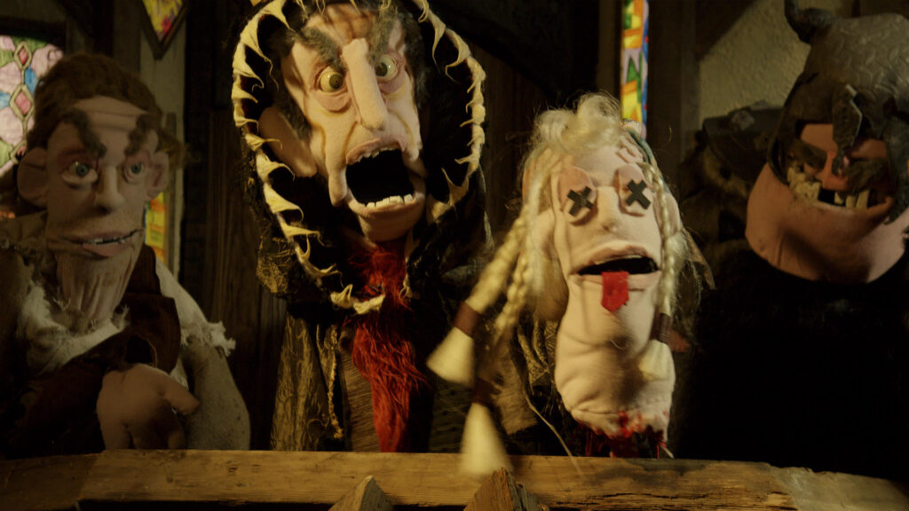 Frank and Zed 04 1024x576 - First Look: Puppets Get Gory in FRANK & ZED World Premiering at NIGHTSTREAM