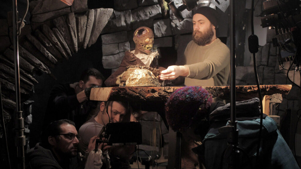 Frank and Zed 06 1024x576 - First Look: Puppets Get Gory in FRANK & ZED World Premiering at NIGHTSTREAM
