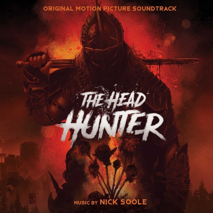 Head Hunter Soundtrack - THE HEAD HUNTER Original Motion Picture Soundtrack on Vinyl Now Available for Pre-Order