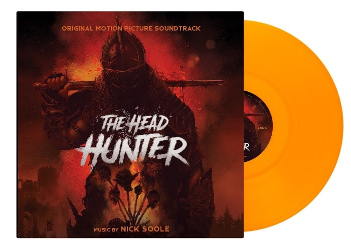 Head Hunter vinyl soundtrack - THE HEAD HUNTER Original Motion Picture Soundtrack on Vinyl Now Available for Pre-Order