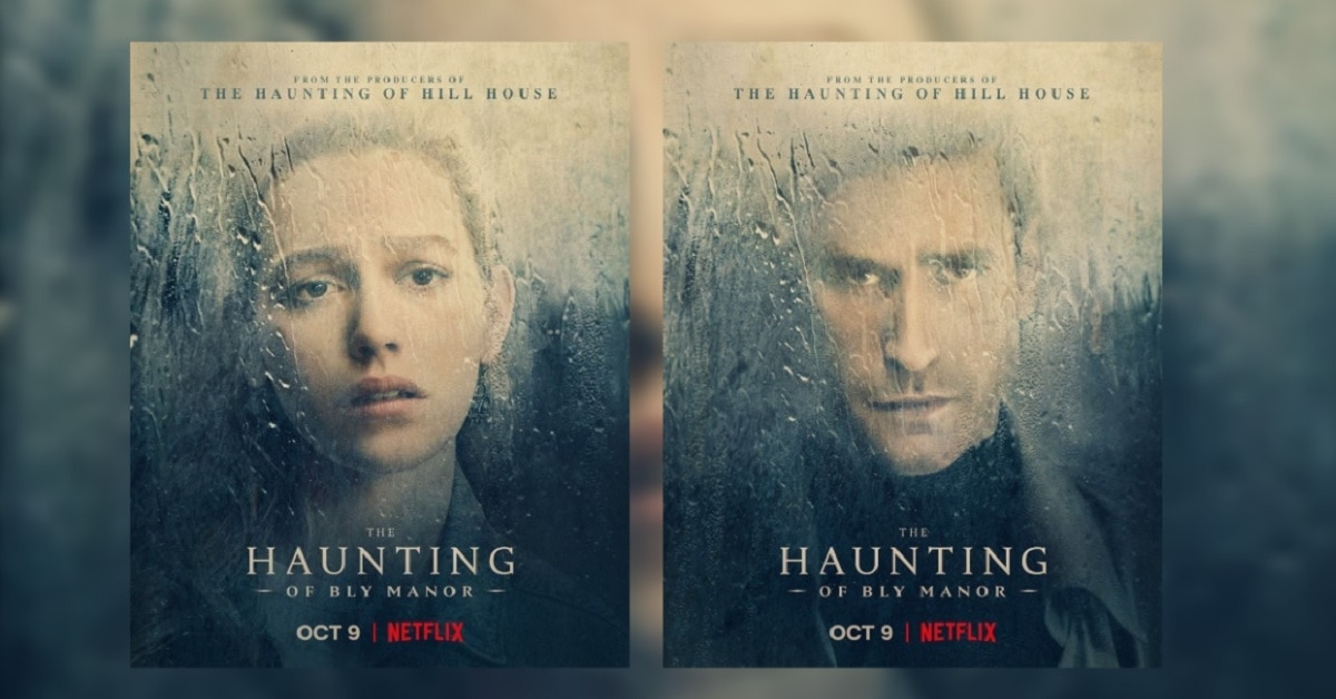 Netflix S Haunting Of Bly Manor Unleashes Killer Character Posters Dread Central