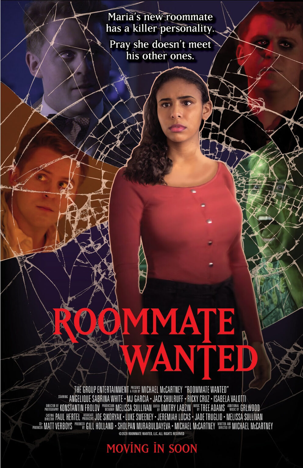 LGBTQ+ Horror-Comedy ROOMMATE WANTED Will World Premiere at Salem Horror Film Fest