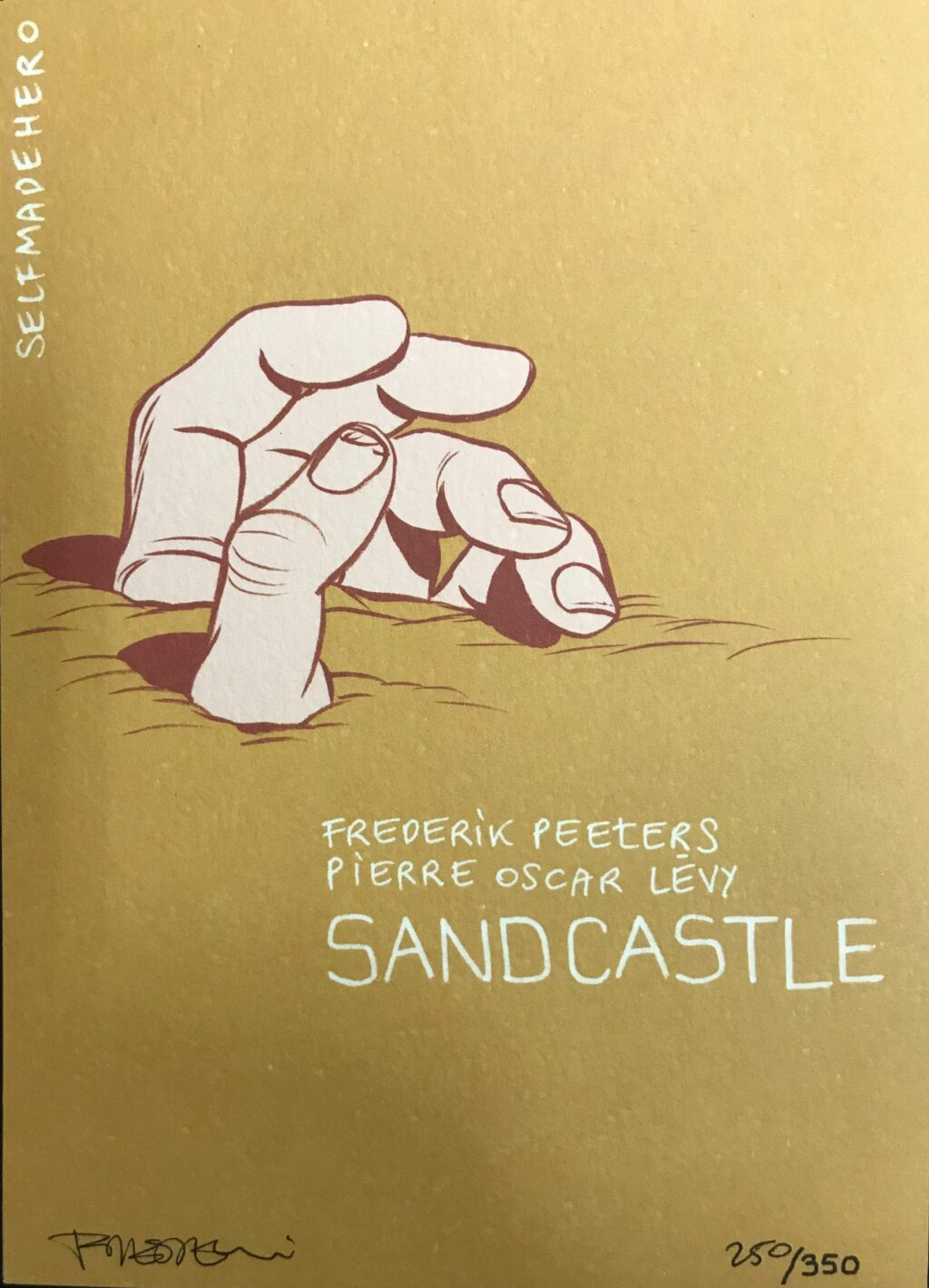 Sandcastle by Pierre Oscar Levy and Frederik Peeters 1024x1419 - M. Night Shyamalan's OLD Plot Revealed: A Dead Body, A Beach & Something Unnatural