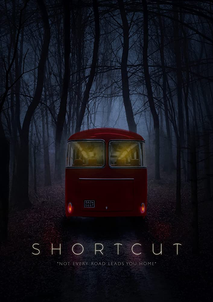 Shortcut Poster - Trailer: It's Teens vs Creature in Horror-Adventure SHORTCUT Hitting Drive-In Theaters September 25th