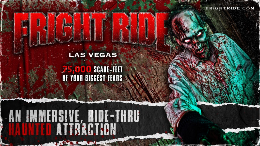Zombie Flyer2 1920x1080 1024x576 - Trailer: Nevada's Largest In-Door Halloween Attraction FRIGHT DOME to Open Its Doors This October for FRIGHT RIDE