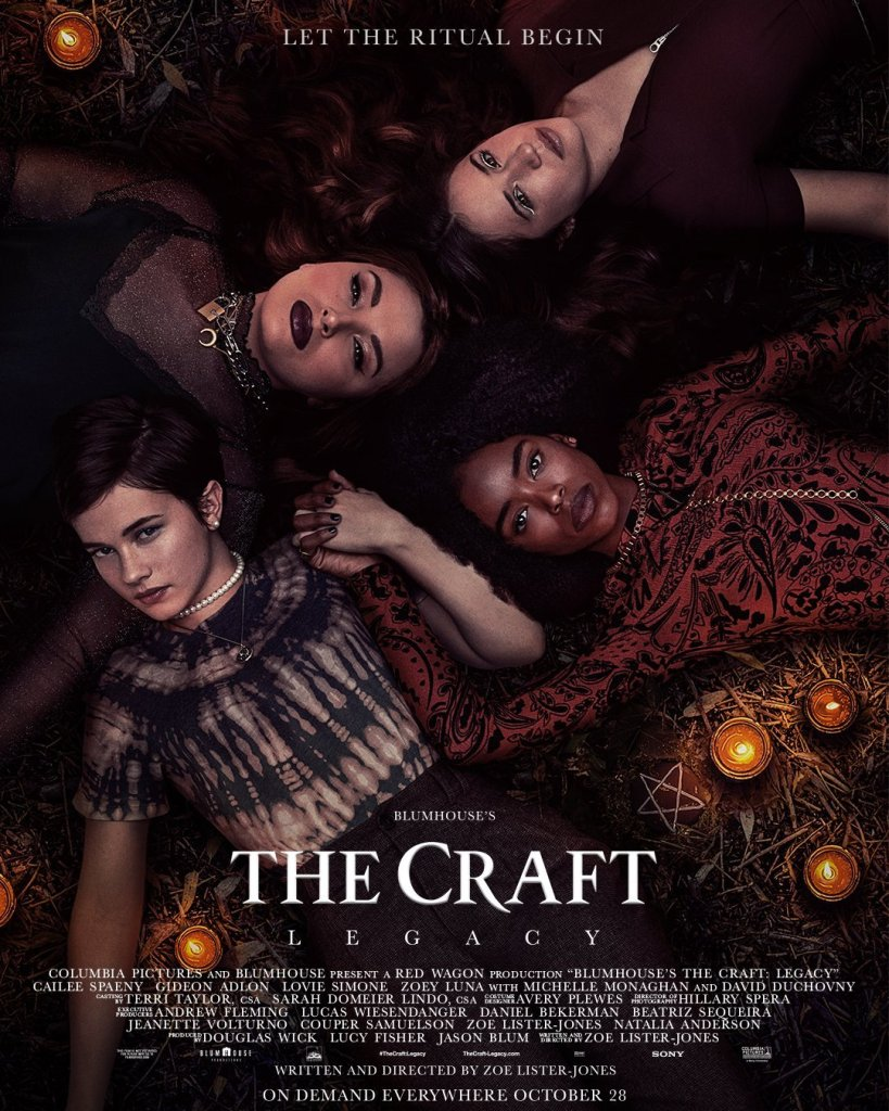 craft legacy movie - Set Visit Interview with Aerin Fogel, Real Witch & Witchcraft Consultant for THE CRAFT: LEGACY