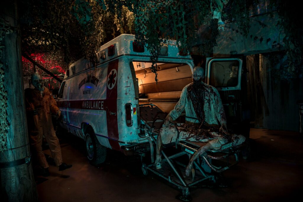 zombie 1024x684 - Trailer: Nevada's Largest In-Door Halloween Attraction FRIGHT DOME to Open Its Doors This October for FRIGHT RIDE