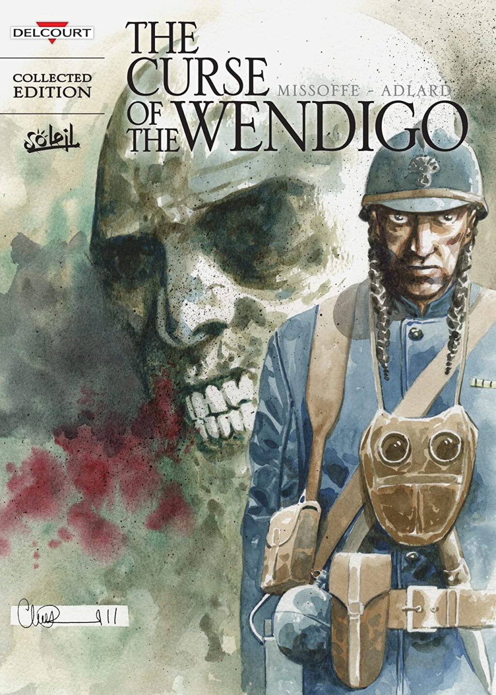 1 Curse of the Wendigo 1024x1434 - More Cursed Pages: Another 6 Comics for Horror Fans
