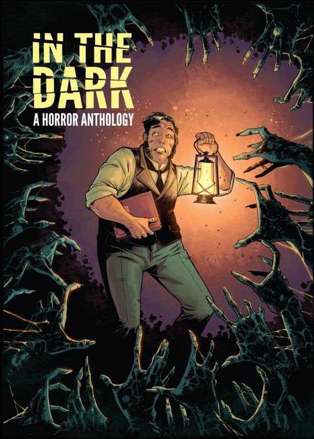 4 In The Dark - More Cursed Pages: Another 6 Comics for Horror Fans