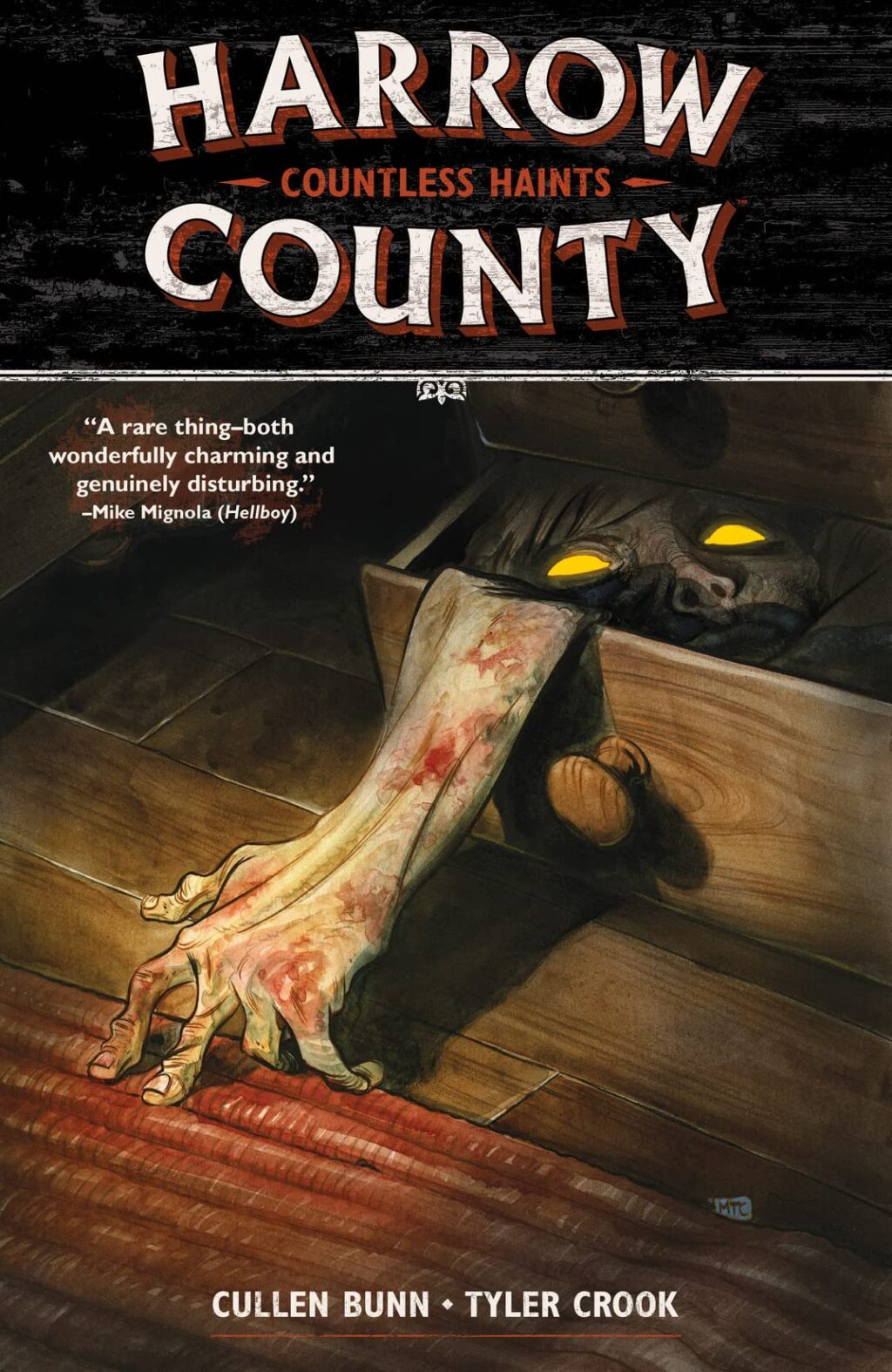 6 Harrow County 1024x1575 - More Cursed Pages: Another 6 Comics for Horror Fans