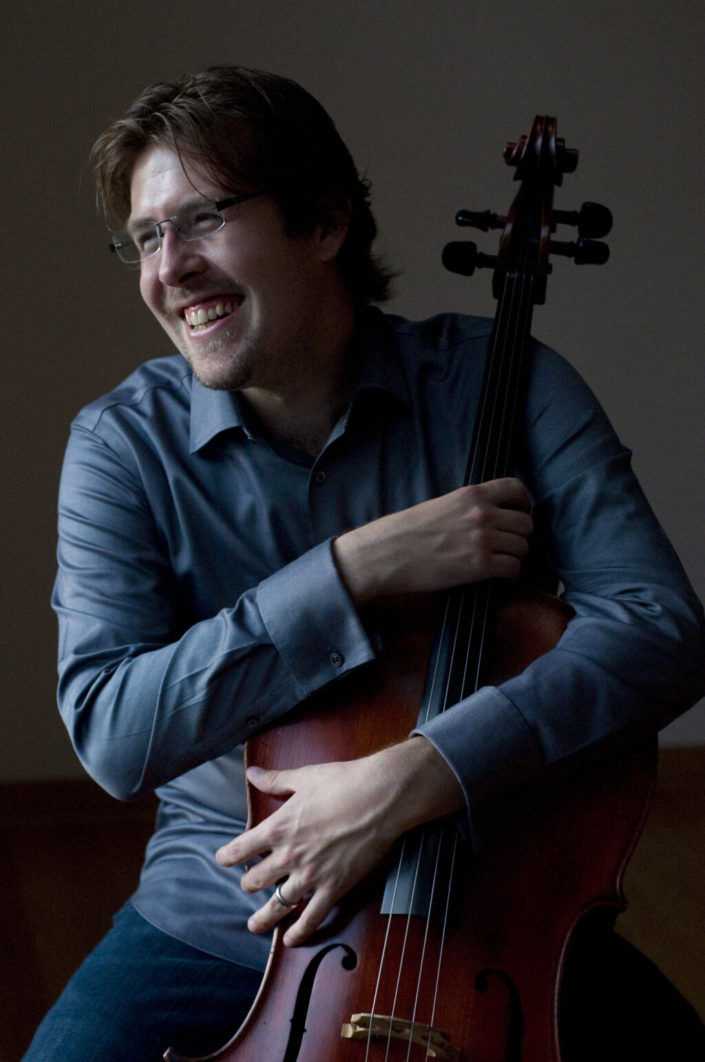 Chris Thomas Cello Portrait 1024x1542 - Our Pre-Halloween Festivities Continue TONIGHT @ 6 PM (PST)! Join a Virtual Panel with the Creatives of DON'T LOOK BACK