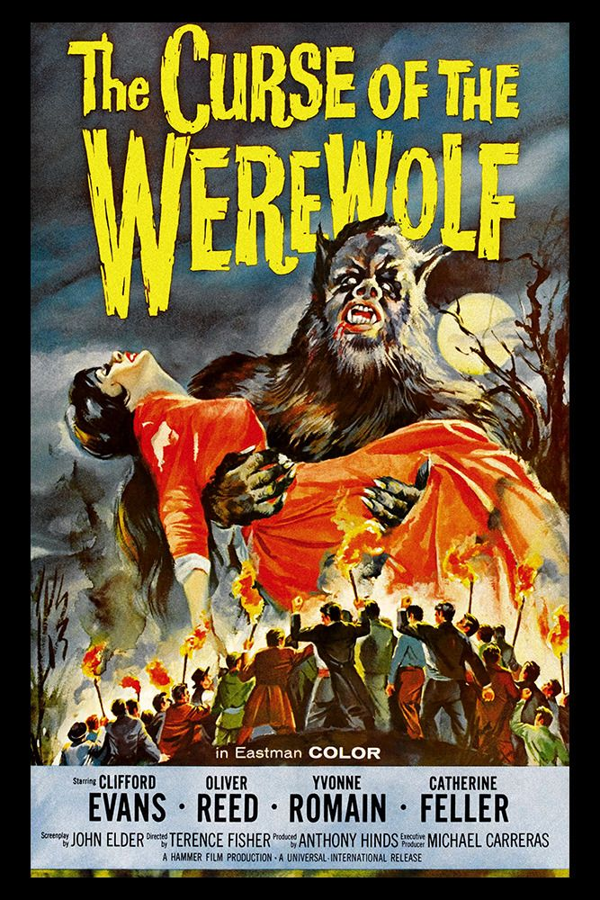Curse of the Werewolf - The Beast In Me: Werewolves, Depression, and Hope