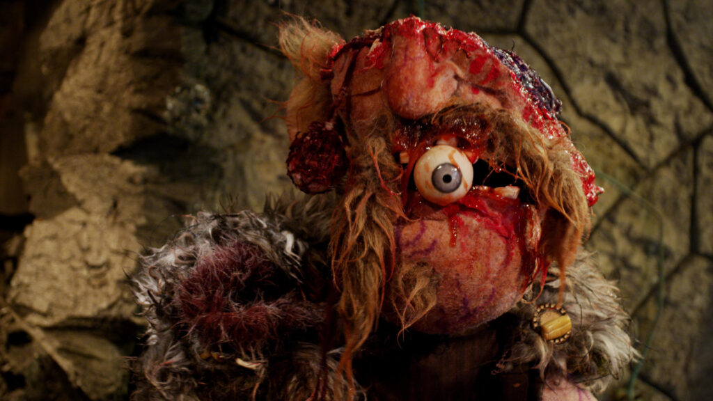 Frank and Zed 03 1024x576 - Nightstream: FRANK & ZED Review - Heartwarming, Brain Eating Zombie Puppet Bromance 7-Years-In-The-Making