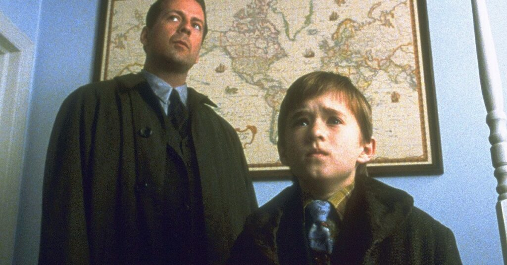 Haley Joel Osment THE SIXTH SENSE 1024x536 - Are These Really the Top 10 Scary Movies of the 90s?