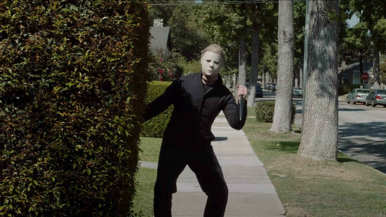 Video: Michael Myers Laments Halloween's Cancelation (& Kills a Karen) in Paroday/PSA | Dread Central