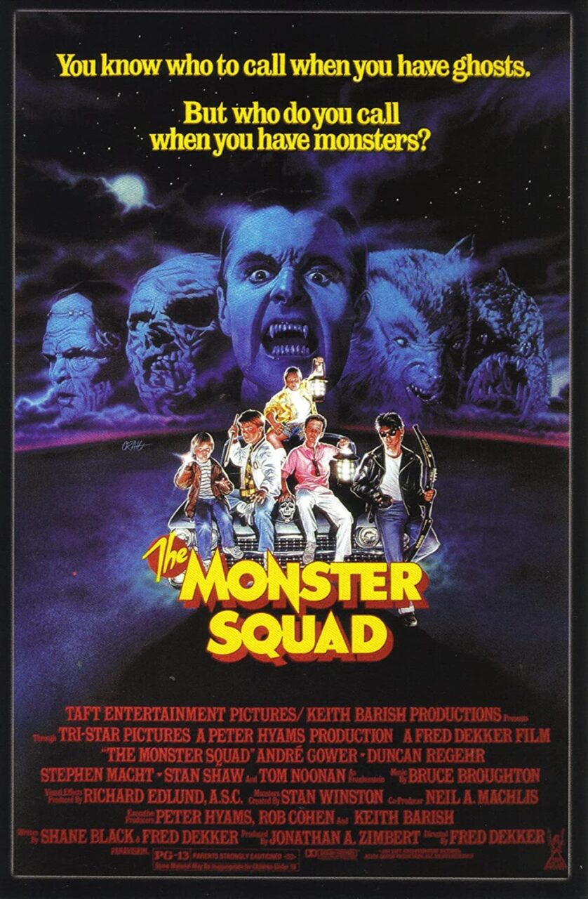 Monster Squad scaled - The Beast In Me: Werewolves, Depression, and Hope